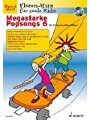 9780001148512 - Megastarke Popsongs: Band 6. 1-2 Sopran-Blockflöten. Ausgabe mit CD. (Flöten-Hits für coole Kids):