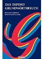 9780194313834 - Oxford Grundworterbuch