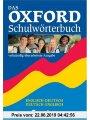 9780194314985 - unbekannt: Gebr. - Das Oxford-Schulwörterbuch (Englisch-Deutsch/Deutsche-Englisch)