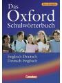9780194321297 - unbekannt: Das Oxford Schulwörterbuch - Aktuelle Ausgabe: A2-B2 - Wörterbuch: Flexiber Kunststoff-Einband