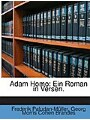 9781270858003 - Frederik Paludan-Müller: Adam Homo: Ein Roman In Versen