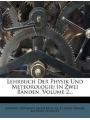 9781272722357 - Johann, Heinrich Jacob Müller;Claude Servais Mathias Pouillet: Lehrbuch der Physik und Meteorologie.