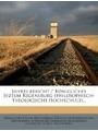 Jahres-Bericht / Lyzeum Regensburg (Philosophisch-Theologische Hochschule). (German Edition)