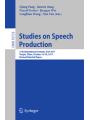 Studies on Speech Production