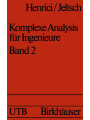 Komplexe Analysis für Ingenieure Bd 2