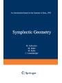 9783034875141 - B. Aebischer, Hans Martin Bach, M. Borer, M. Kälin, C. Leuenberger: Symplectic Geometry als Buch von B. Aebischer, Hans Martin Bach, M. Borer, M. Kälin, C. Leuenberger