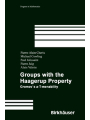 Groups with the Haagerup Property : Gromov's a-T-menability