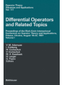 Differential Operators and Related Topics : Proceedings of the Mark Krein International Conference on Operator Theory and Applications, Odessa, Ukraine, August 18-22, 1997 Volume