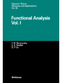 Functional Analysis : Vol. I
