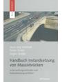 9783034894128 - Hans-Jörg Vockrodt; Dieter Feistel; Jürgen Stubbe: Handbuch Instandsetzung von Massivbrücken