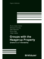 9783034894869 - Progress in Mathematics: Groups with the Haagerup Property - Gromov's a-T-menability