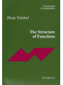 9783034894944 - Hans Triebel: The Structure of Functions (Softcover reprint of the original 1st ed. 2001)