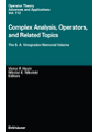 9783034895415 - Complex Analysis, Operators, and Related Topics: The S. A. Vinogradov Memorial Volume (Operator Theory: Advances and Applications)