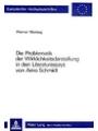 9783261050144 - Werner Morlang: Die Problematik der Wirklichkeitsdarstellung in den Literaturessays von Arno Schmidt