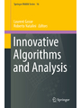 Innovative Algorithms and Analysis
