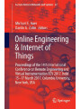 9783319643519 - Auer, Michael E.: Online Engineering & Internet of Things