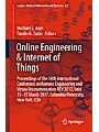 9783319643526 - Michael E. Auer: Online Engineering & Internet of Things - Proceedings of the 14th International Conference on Remote Engineering and Virtual Instrumentation REV 2017, held 15-17 March 2017, Columbia University, New York, USA