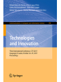 Technologies and Innovation: Third International Conference, CITI 2017, Guayaquil, Ecuador, October 24-27, 2017, Proceedings (Communications in Computer and Information Science)