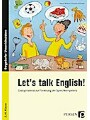 Let's talk English!