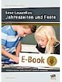 9783403404293 - Annette Neubauer: Lese-Leporellos: Jahreszeiten und Feste Kl. 1/2 - 10 anregende Leporellos - zweifach differenziert - Lösungen zur Selbstkontrolle (1. und 2. Klasse)