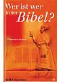 9783417219517 - Wer ist wer in der Bibel?