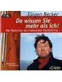 9783462810004 - Jürgen Becker: Da wissen Sie mehr als ich, 2 Audio-CDs