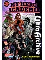 My Hero Academia - Ultra Archive - Variant Edition - Das Guide Book - Bad guys
