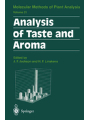 Analysis of Taste and Aroma (Molecular Methods of Plant Analysis)