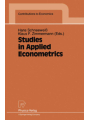 Studies in Applied Econometrics