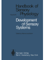 Development of Sensory Systems
