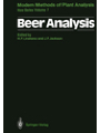 Beer Analysis (Molecular Methods of Plant Analysis)