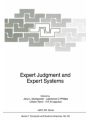 Expert Judgment and Expert Systems