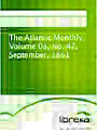The Atlantic Monthly, Volume 08, No. 47, September, 1861
