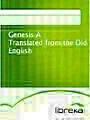 Genesis A Translated from the Old English