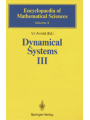 Dynamical Systems III