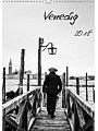 9783665618001 - Frauke Gimpel: Venedig (Wandkalender 2018 DIN A3 hoch) - Venedig in Schwarzwei? (Monatskalender, 14 Seiten )
