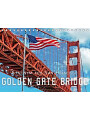 Golden Gate Bridge - Synonym für San Francisco (Tischkalender 2021 DIN A5 quer)