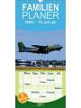 9783672238520 - Thomas Heilscher: Militär - Flugzeuge - Familienplaner hoch (Wandkalender 2021 , 21 cm x 45 cm, hoch) - Kalender