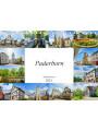 Paderborn Impressionen (Tischkalender 2021 DIN A5 quer)