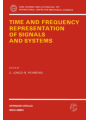 Time and Frequency Representation of Signals and Systems