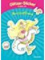 9783788637538 - er Zahl! Staunen, entdecken, ausmalen, zu kleinen Geschichten verdichten, erz&auml: Glitzer-Sticker-Malbuch. Meerjungfrauen
