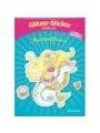 9783788637538 - Illustrator: Sandra Schmidt: Glitzer-Sticker-Malbuch. Meerjungfrauen: Mit 50 glitzernden Stickern!