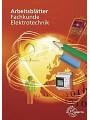 9783808537237 - Arbeitsblätter Fachkunde Elektrotechnik, m. DVD-ROM. Jürgen Manderla, Thomas Käppel, Klaus Tkotz, -