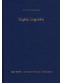 English linguistics.