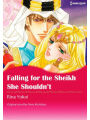 9784596693150 - Helen Brooks: FALLING FOR THE SHEIKH SHE SHOULDN'T: Harlequin comics