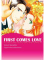 9784596693198 - Elizabeth Bevarly: FIRST COMES LOVE: Harlequin comics - 本