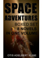 9788026874126 - Otis Adelbert Kline: SPACE ADVENTURES Boxed Set - 8 Novels in One Volume - Science-Fantasy Collection, Including The Complete Venus Trilogy, The Swordsman of Mars, The Outlaws of Mars, Maza of the Moon, The Man from the Moon & A Vision of Venus