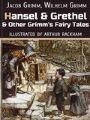 9788087762721 - Arthur Rackham, Jacob Grimm, Wilhelm Grimm: Hansel And Grethel And Other Grimm's Fairy Tales - Kniha