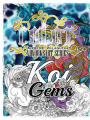 9788772010656 - Global Doodle Gems: Koi Gems: Viworksart Series Adult Coloring