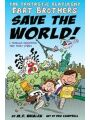 9789627866305 - M.D. Whalen: The Fantastic Flatulent Fart Brothers Save the World!